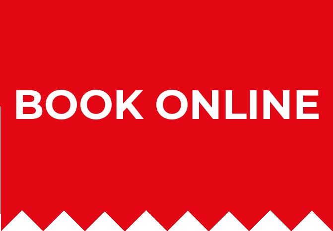 Book Online header